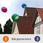 Wwebsite Stadt Burgdorf